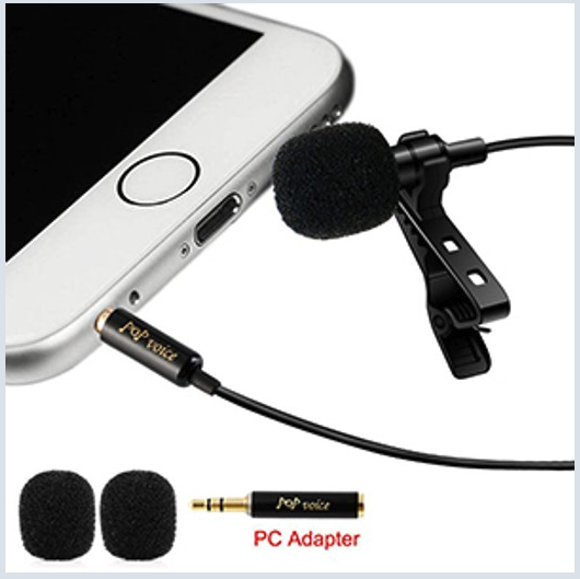 lapel lavalier microphone new focus films